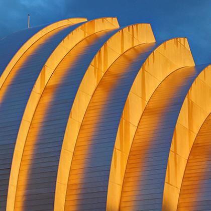 kauffman center for the performing