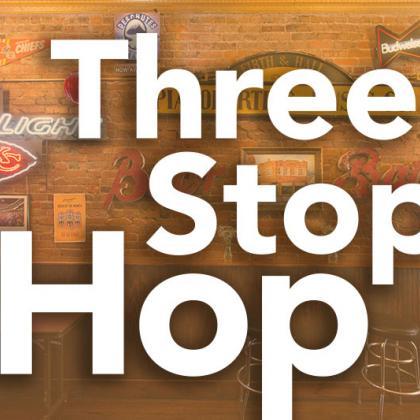 Three Stop Hop - Strawberry Hill